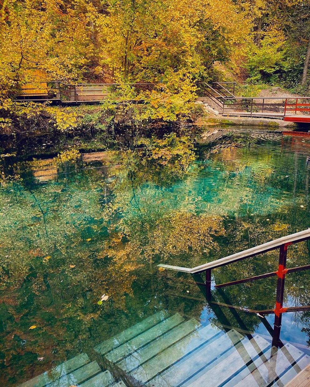 Голубые озёра около Казани