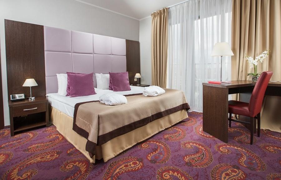 Bridge Resort достойный отель в Сочи