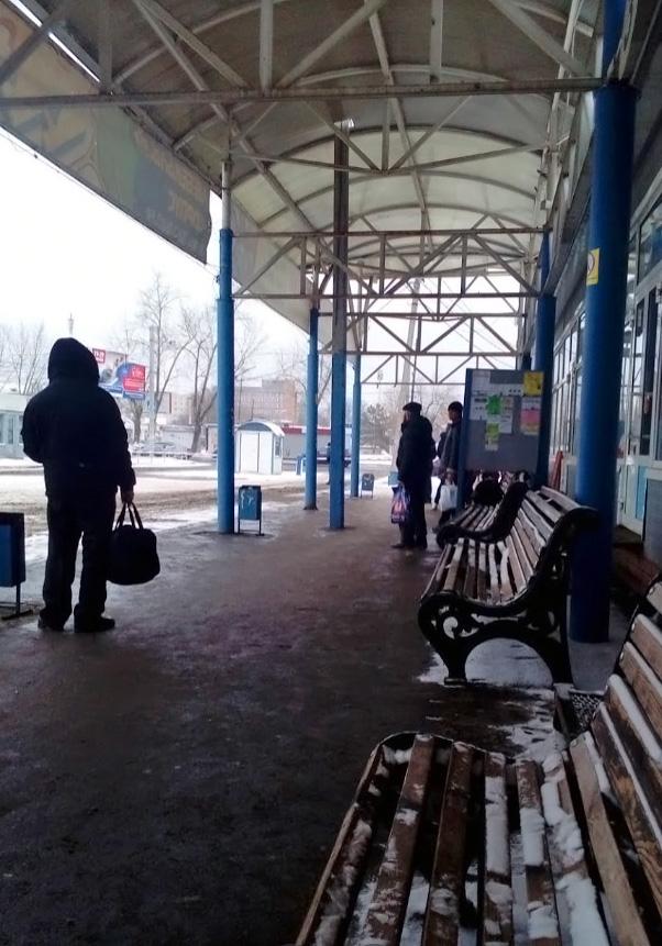 Автостанция Областная больница в Челябинске