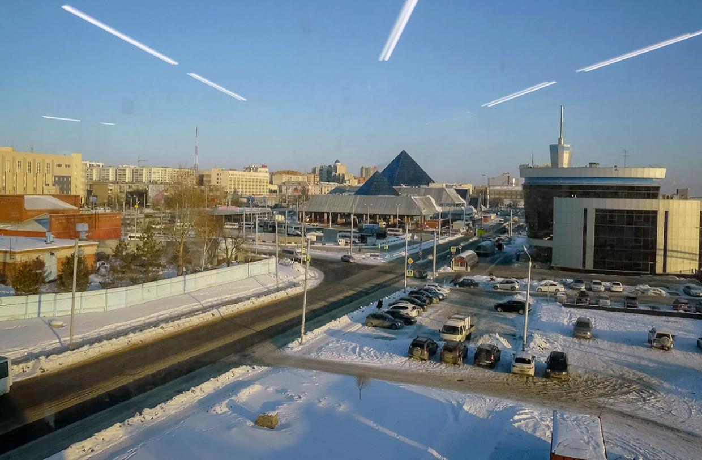 Автовокзал главный Челябинска Южные ворота