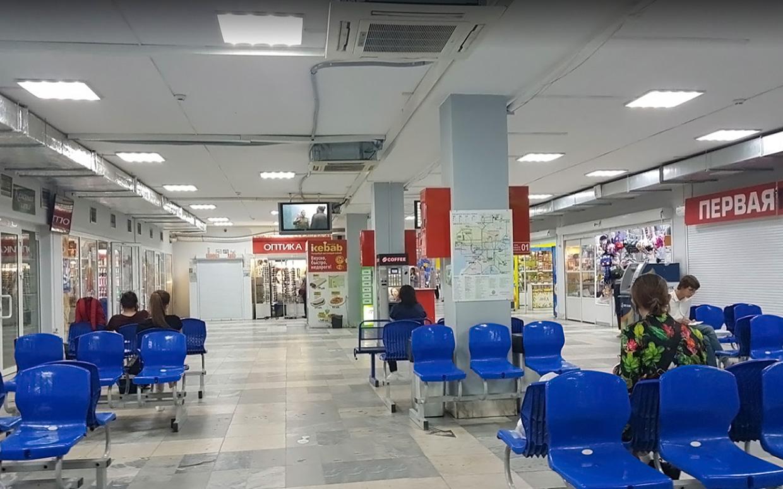 Автовокзал Юность в Челябинске