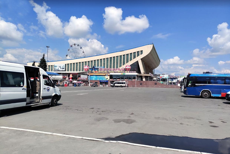 Центральный автовокзал Челябинска