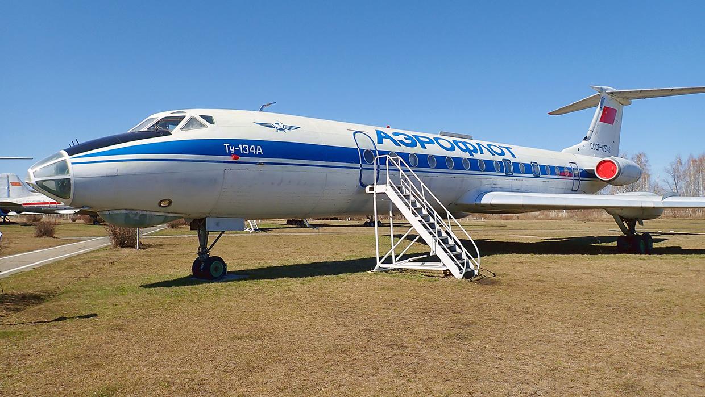 Музей истории гражданской авиации в Ульяновске