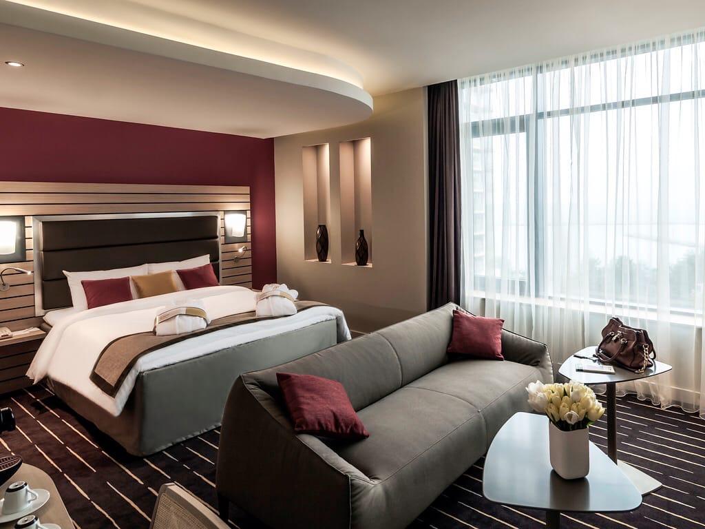 Pullman Sochi Centre пятизвездочный отель в Сочи