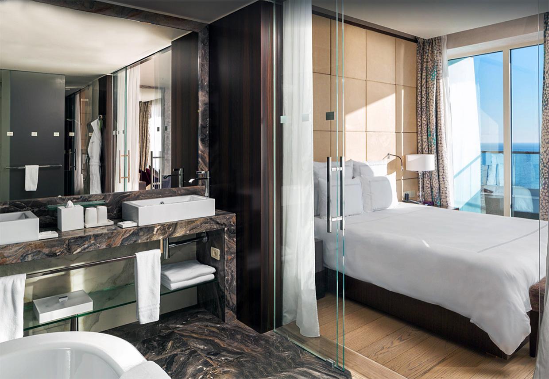 Swissôtel Resort Sochi Kamelia отель в Сочи с бассейном