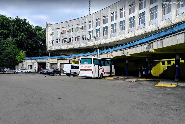 Львов автовокзал первый 1