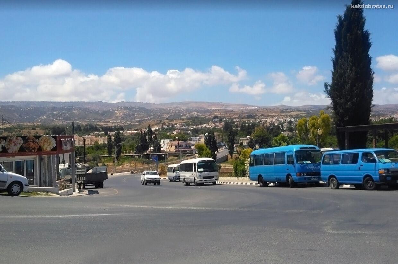 Пафос автобус