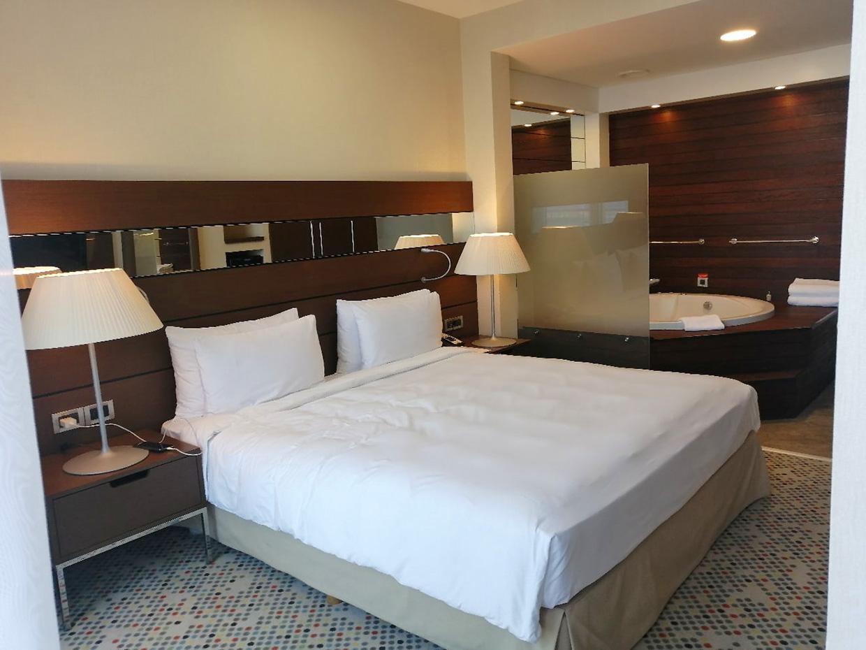 Radisson Blu Resort & Congress Centre хороший отель 5 звезд в Сочи
