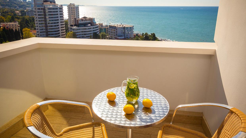 Sea Galaxy Hotel Congress & SPA отель с видом на море в Сочи