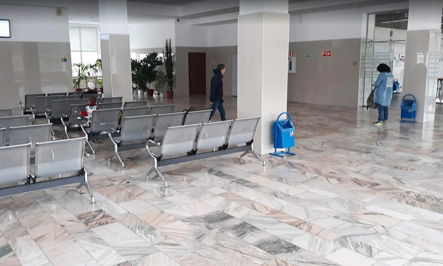 Уфа центральный главный автовокзал