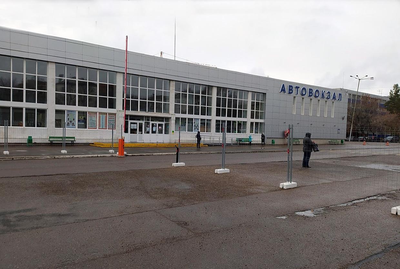 Уфа автостанция