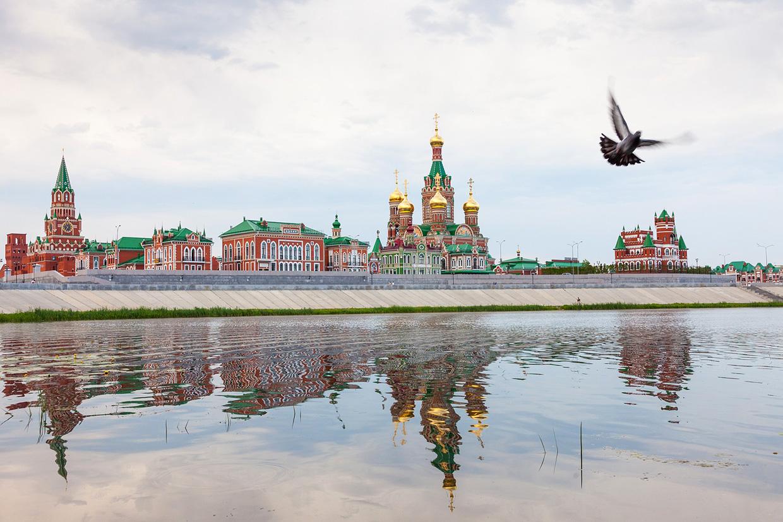 Йошкар-Ола интересный город из Казани на один день