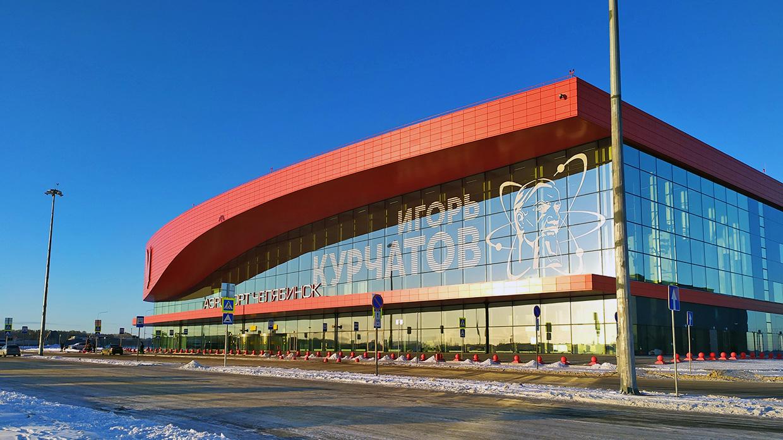 Аэропорт Челябинска Баландино как добраться