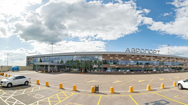 Аэропорт Нижнекамска и Набережных Челнов