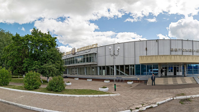 Автовокзал в Нижнекамске