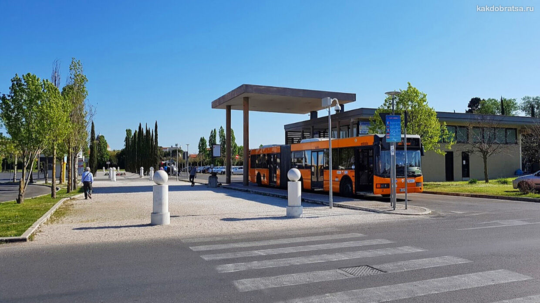 Пиза автовокзал
