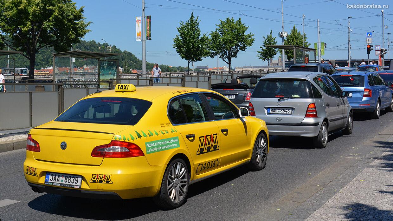 Такси в Праге: приложения, как вызывать, из аэропорта, стоимость проезда
