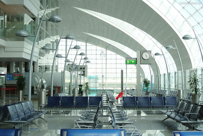 Аэропорт Дубай транзит и пересадка