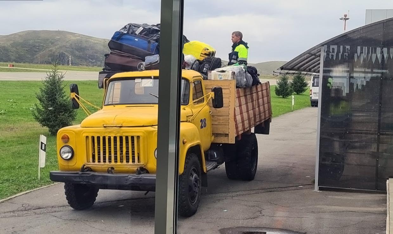 Такси из аэропорта Горно-Алтайск