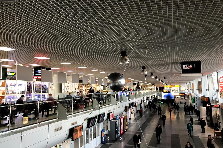 Аэропорт Иркутска терминал