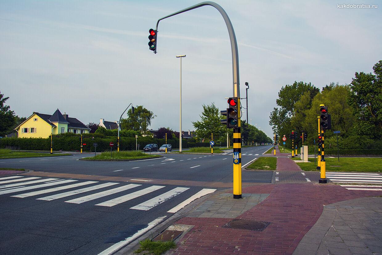 Дороги в Бельгии