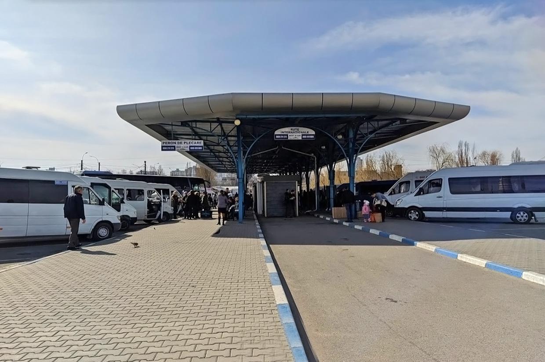 Центральный главный автовокзал Кишинева отзывы как купить билеты