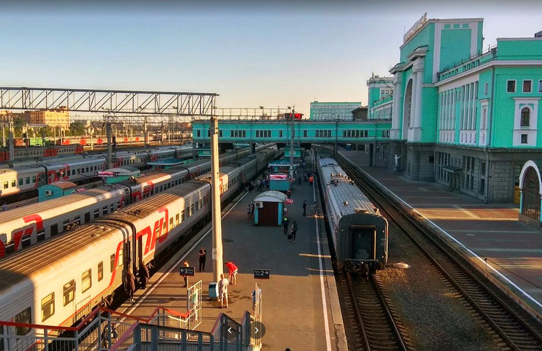 Новосибирск-Главный вокзал направления