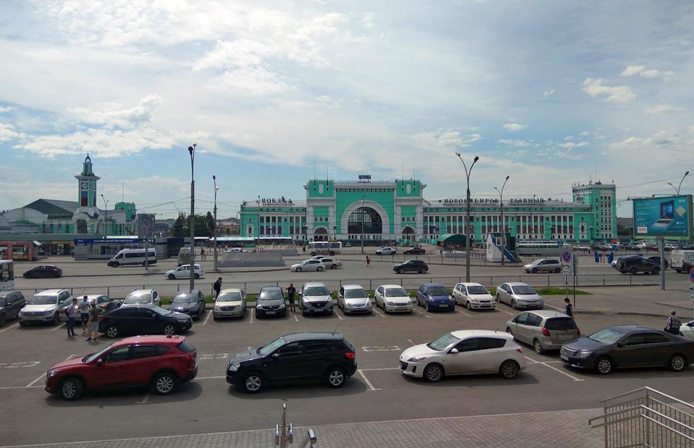 Новосибирск-Главный жд вокзал услуги и где поесть