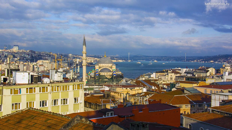 Как добраться из Кемера в Стамбул
