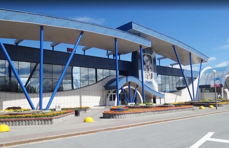 Международный аэропорт Сургут имени Ф. К. Салманова