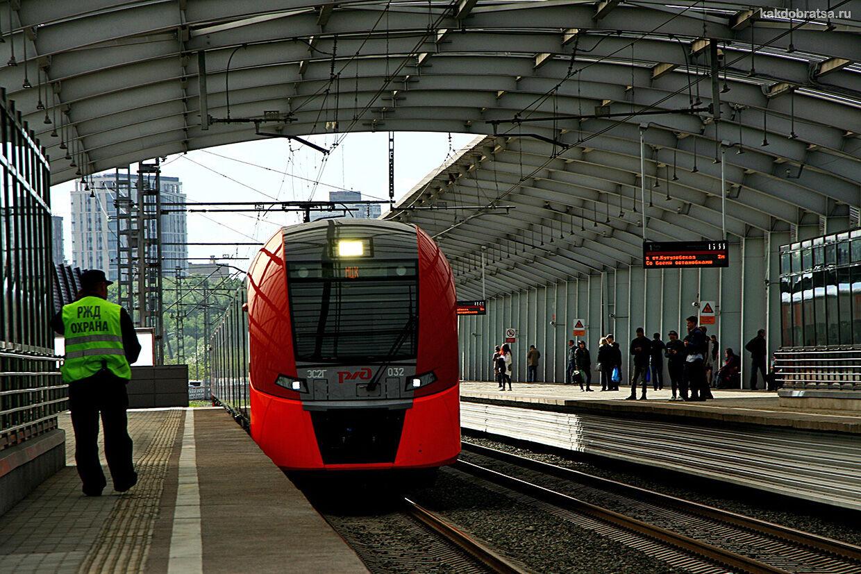 Аэропорт Екатеринбурга поезд электричка аэроэкспресс