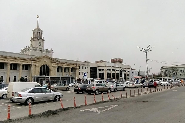 Центральный главный автовокзал Краснодара