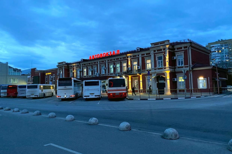 Краснодарский автовокзал