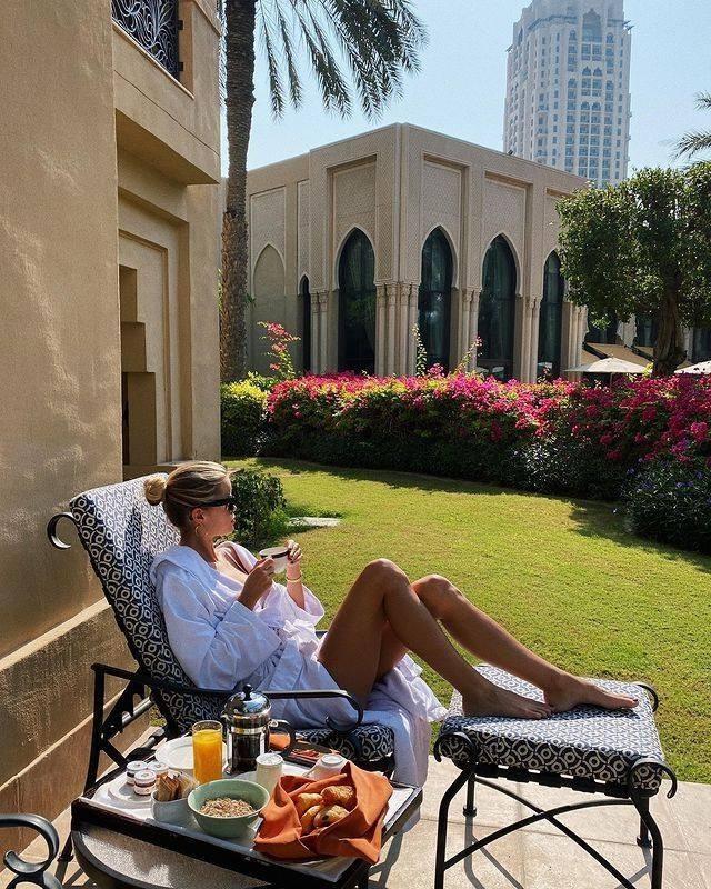 One&Only Royal Mirage Dubai хороший отель в Дубае для отдыха