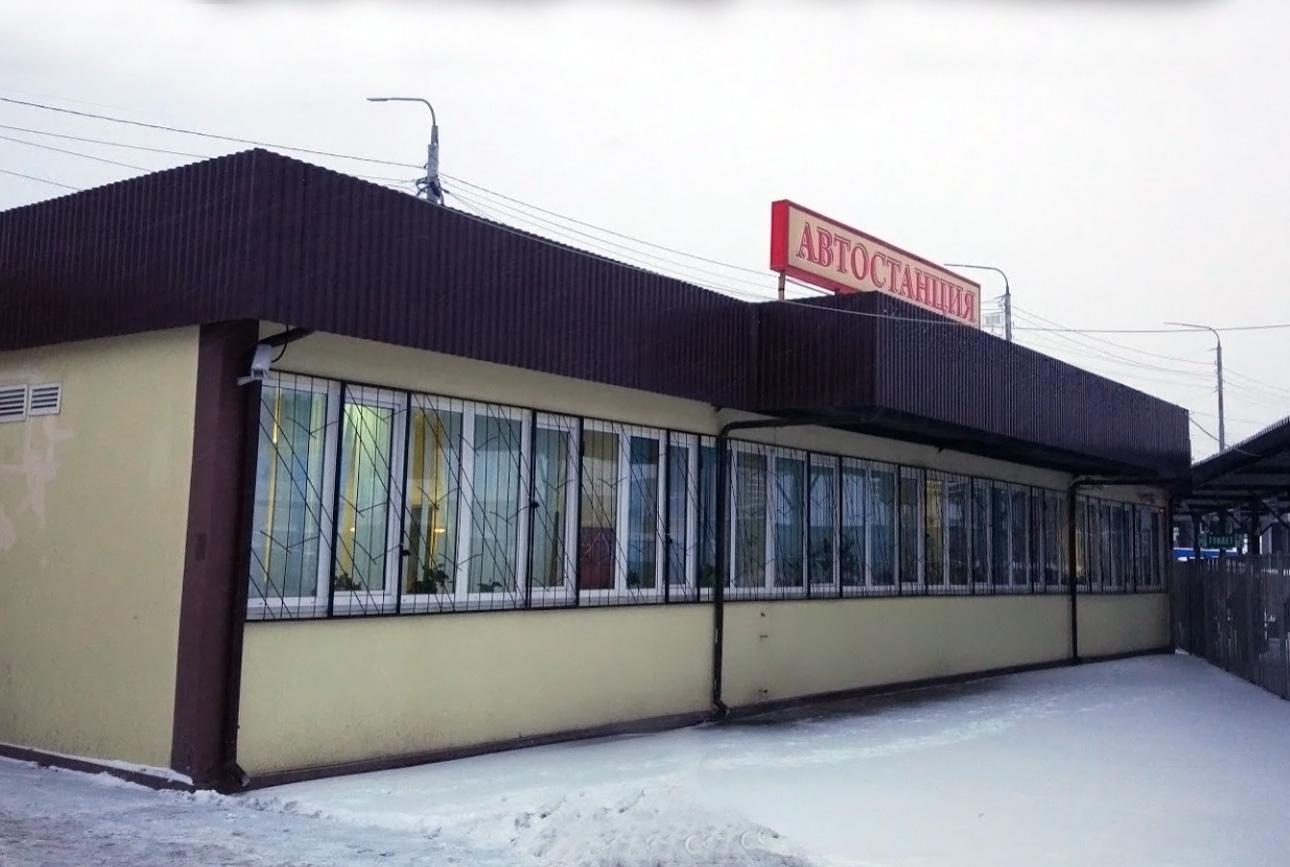 Автовокзал Тула Заречье