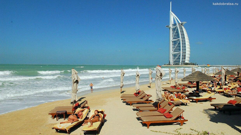Модные отели в Дубае, где отдыхают красивые девушки