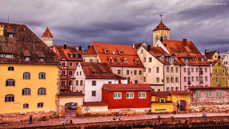 Самые красивые города и деревни Германии – Топ 30