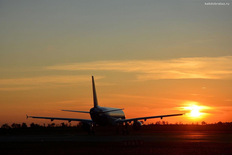 Перелет и дешевые авиабилеты из Брянска в Крым