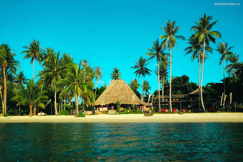 Самые популярные отели в Таиланде