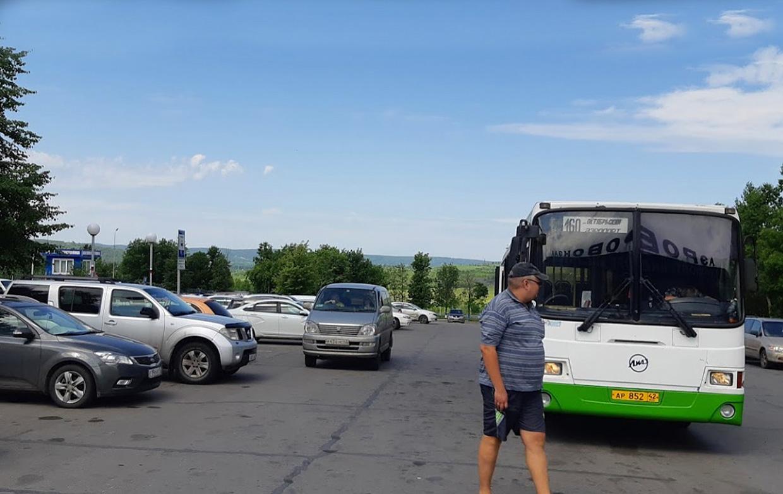 Аэропорт Новокузнецк автобус в центр