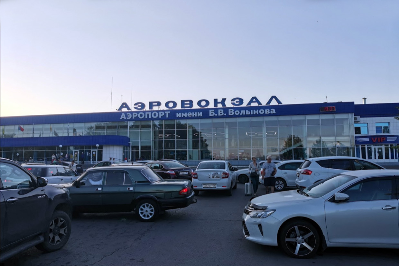 Аэропорт Новокузнецк парковка