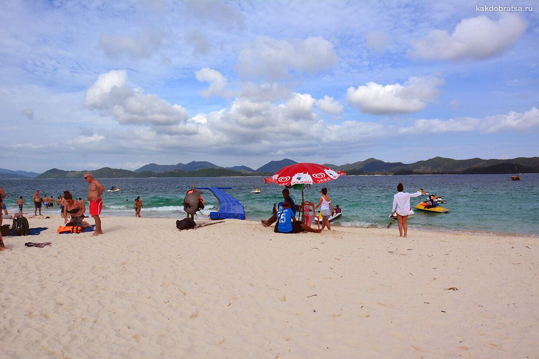 Курорты для отдыха в Таиланде