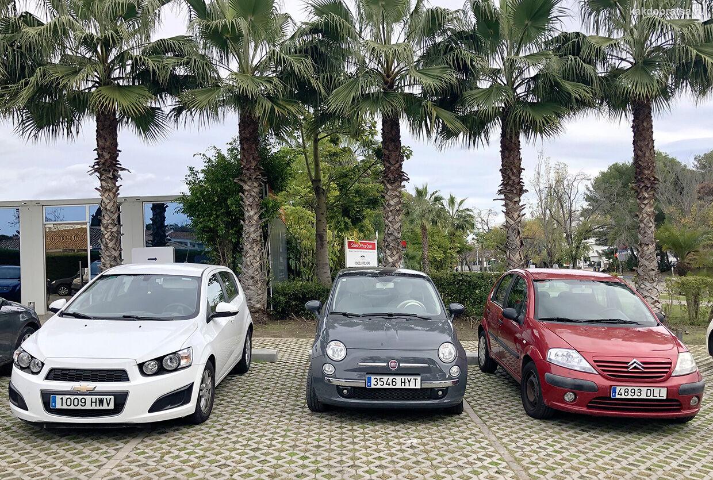 Испания аренда авто