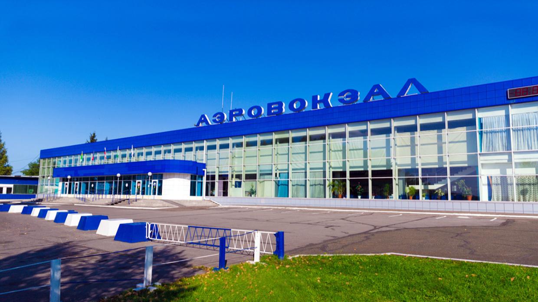 Аэропорт Новокузнецк-Спиченково