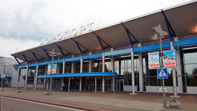 Аэропорт Томск Богашёво как добраться до центра города