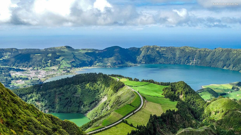 Азорские острова как добраться