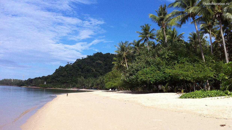 Ко Чанг как добраться до острова