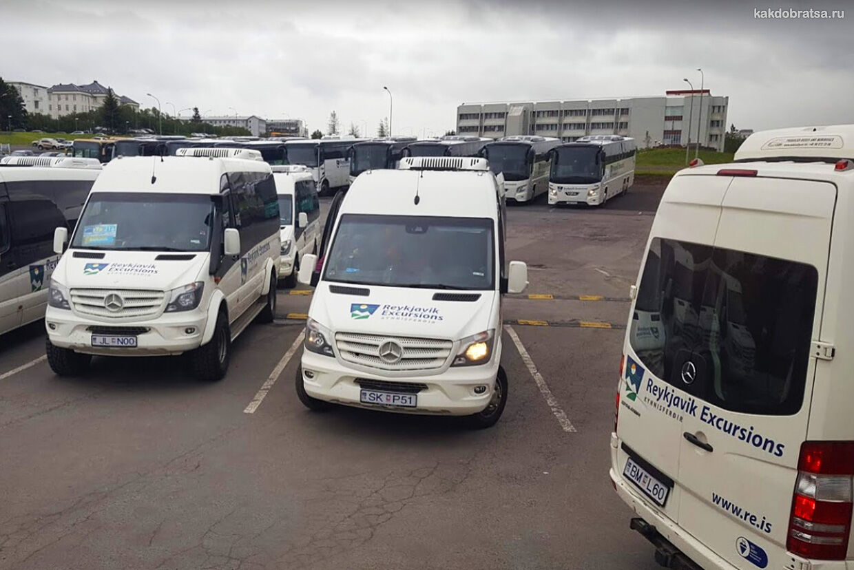 Трансфер автобус до Голубой Лагуны