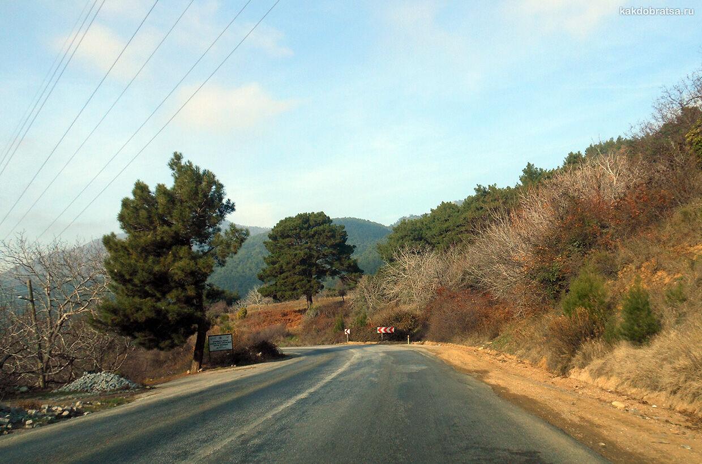 Как добраться до Мардина на арендованном автомобиле