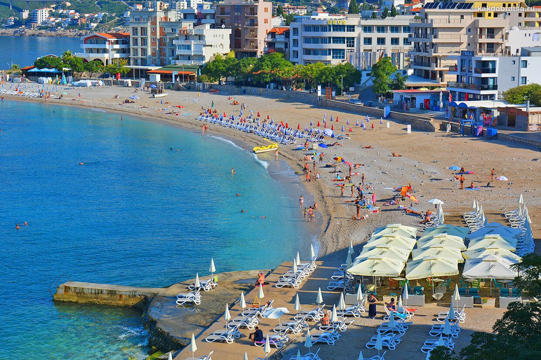 Туры на лучшие курорты и пляжи Черногории